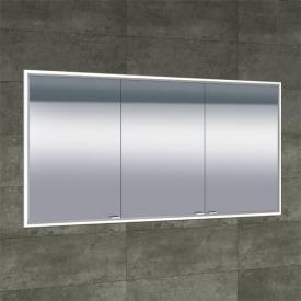 Sprinz Classical-Line Unterputz Spiegelschrank mit LED Beleuchtung mit 3 Türen