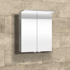 Sprinz Modern-Line Aufputz Spiegelschrank mit LED Beleuchtung ohne Hintergrundbeleuchtung