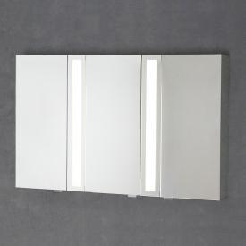 Sprinz Silver-Line Aufputz Spiegelschrank Modell-Nr. 04 Korpus verspiegelt, ohne Hintergrundbeleuchtung