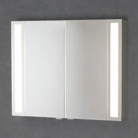 Sprinz Silver-Line Aufputz Spiegelschrank Modell-Nr. 02 Korpus verspiegelt, ohne Hintergrundbeleuchtung