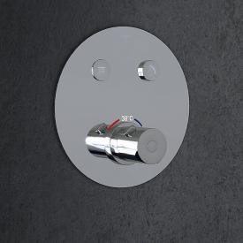 Steinberg Sensual Rain Unterputz-Thermostat für 2 Verbraucher