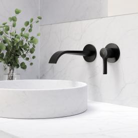 Steinberg Serie 280 das NEUE Fertigmontageset für Waschtisch-Einhebelmischer schwarz matt