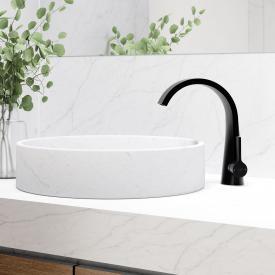 Steinberg Serie 280 Waschtisch-Einhebelmischer schwarz matt, ohne Ablaufgarnitur