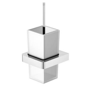 Steinberg 420 Wand-Bürstengarnitur weiß satiniert