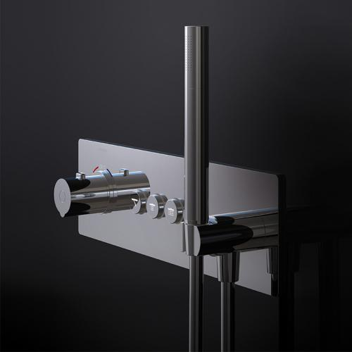 Steinberg Sensual Rain Unterputz-Thermostat für 3 Verbraucher