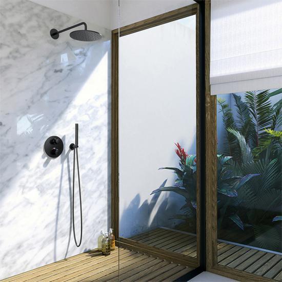 Walk In Dusche 7 Vorteile Begehbarer Offener Duschen Emero Life