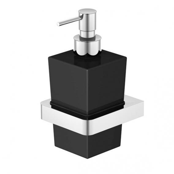 Steinberg Serie 420 Seifenspender schwarz satiniert