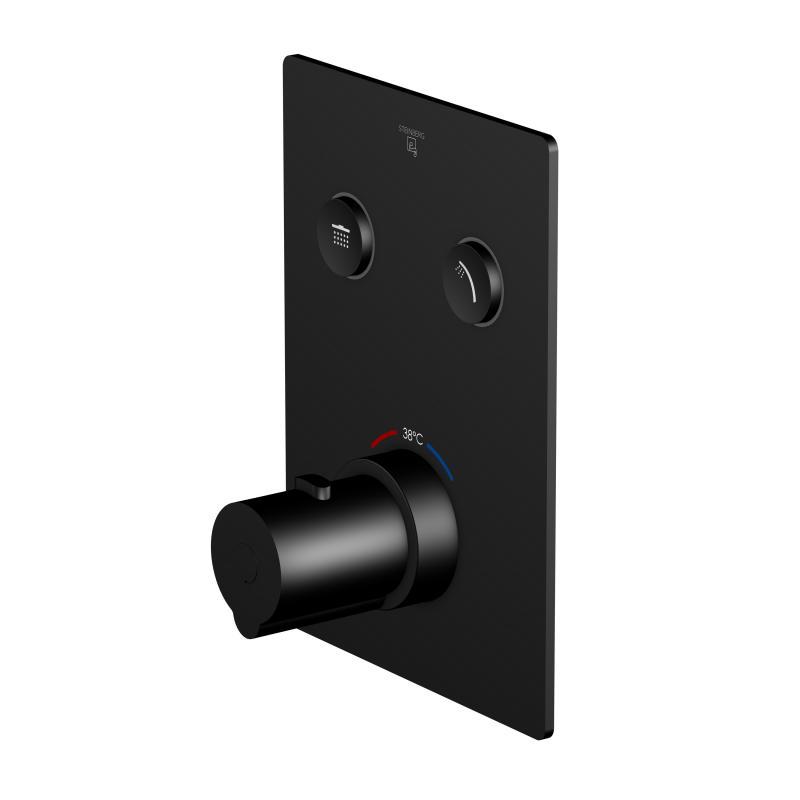 Steinberg Sensual Rain Unterputz-Thermostat für 2 ...