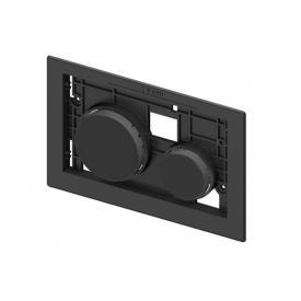 TECE loop Baukasten Betätigungseinheit für 2-Mengen-Technik schwarz