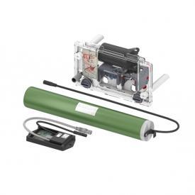 TECE planus WC-Fernauslösung Funk für Stützklappgriffe, 6 V Batterie