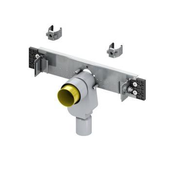 TECE profil Anschlusseinheit für Waschtisch mit Unterputz-Geruchsverschluss