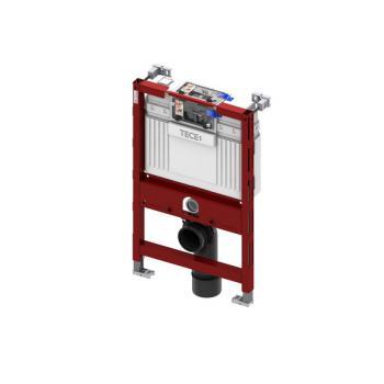 TECE profil Wand-WC-Modul, H: 82 cm, mit TECE-Spülkasten, Betätigung von vorne/oben