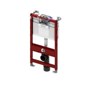 TECE profil Wand-WC-Modul, H: 98 cm, mit TECE-Spülkasten, Betätigung von vorne