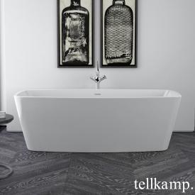 Tellkamp Arte freistehende Whirlwanne weiß glanz
