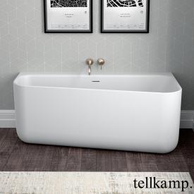 Tellkamp Koeko L Raumspar-Badewanne, Ausführung links weiß matt, ohne Füllfunktion