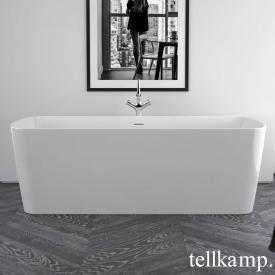 Tellkamp Komod Rechteck-Badewanne weiß glanz