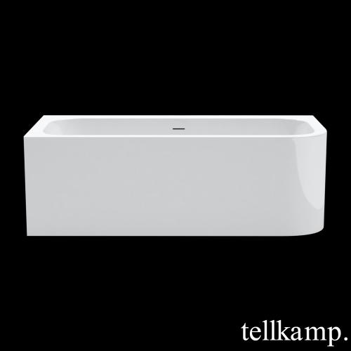 Tellkamp Thela R Eck Whirlwanne weiß glanz
