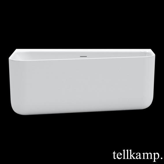 Tellkamp Koeko R Raumspar-Badewanne, Ausführung rechts weiß glanz