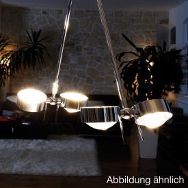 Top Light Puk Ceiling Sister Twin Deckenleuchte ohne Zubehör