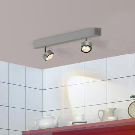 Top Light Puk Choice Turn LED Deckenleuchte ohne Zubehör