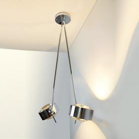 Top Light Puk Maxx Ceiling Sister Single Deckenleuchte ohne Zubehör