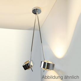 Top Light Puk Maxx Ceiling Sister Single LED Deckenleuchte ohne Zubehör