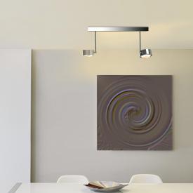 Top Light Puk Maxx Choice Side LED Deckenleuchte ohne Zubehör