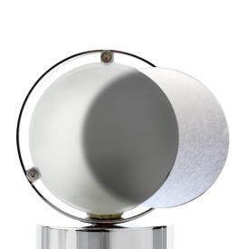 Top Light Set aus Alureflektor + Glas für Leuchten Puk Maxx