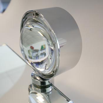 Top Light Puk Fix LED Spiegel-Schraubklemmleuchte ohne Zubehör