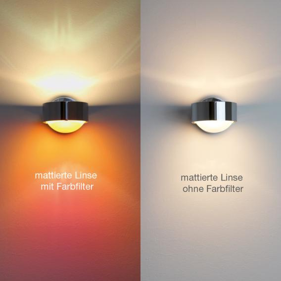 Top Light Linse einseitig mattiert für Leuchte Puk Maxx