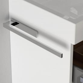 Treos Serie 505 CUBE Handtuchhalter für Badmöbel chrom