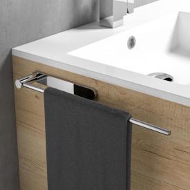 Treos Serie 505 ROUND Handtuchhalter für Badmöbel chrom