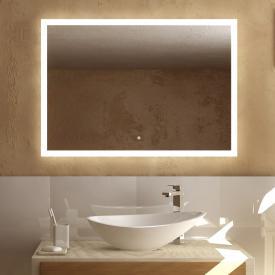 Treos Serie 620 Spiegel mit LED-Beleuchtung