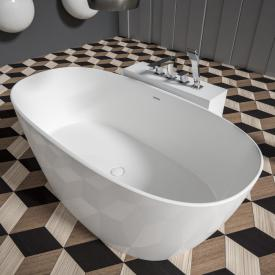 Treos Serie 710 Freistehende Oval-Badewanne