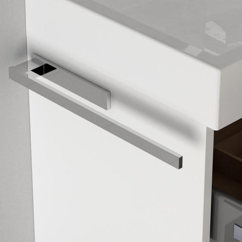 Treos Serie 505 CUBE Handtuchhalter für Badmöbel 505 02