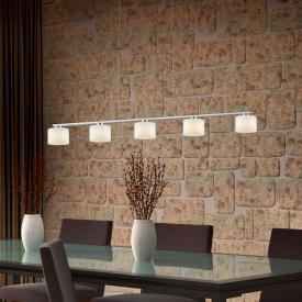 TRIO Alegro LED Pendelleuchte 5-flammig