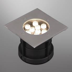 TRIO Belaja LED Einbau-Bodenleuchte, quadratisch