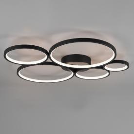 TRIO Rondo LED Deckenleuchte mit Dimmer
