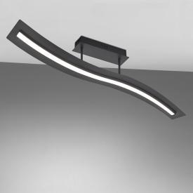TRIO Salerno LED Deckenleuchte mit Dimmer