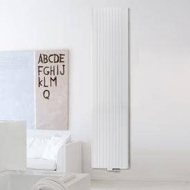Vasco Alu-Zen Vertikal Heizkörper feinstruktur weiß, breite 450 mm, 1596 Watt