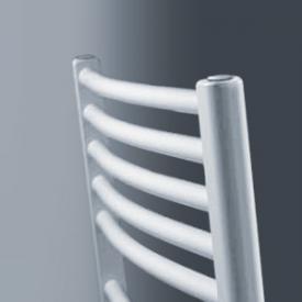 Vasco Bano Badheizkörper, mit Standardanschluss, gebogen breite 75 cm, 1184 Watt