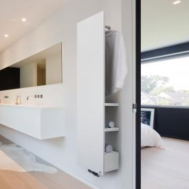 Vasco Niva Bad Badheizkörper-Set für Warmwasserbetrieb feinstruktur weiß, feinstruktur weiß, 934 Watt