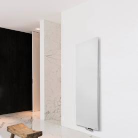 Vasco Niva Designheizkörper für Warmwasserbetrieb feinstruktur weiß, doppellagig, 1437 Watt