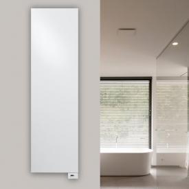Vasco Niva EL Badheizkörper für rein elektrischen Betrieb feinstruktur weiß, 1000 Watt