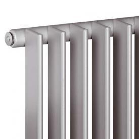 Vasco Tulipa Horizontal niedrige Heizkörper, einreihig breite 1260 mm, 28 Rohre, 1221 Watt