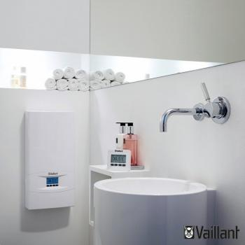 Vaillant electronicVED exclusiv Durchlauferhitzer, vollelektronisch geregelt, 20 bis 60°C
