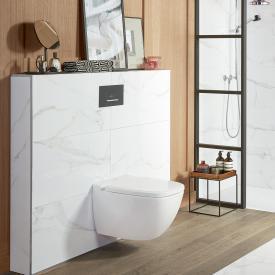 Villeroy & Boch Antheus Wand-Tiefspül-WC, offener Spülrand, DirectFlush starwhite, mit CeramicPlus