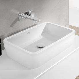 Villeroy & Boch Architectura Aufsatzwaschtisch weiß mit CeramicPlus mit Überlauf