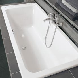 Villeroy & Boch Architectura Duo Rechteck-Badewanne, Einbau weiß