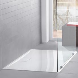 Villeroy & Boch Architectura MetalRim Duschwanne, superflach Randhöhe 1,5 cm weiß